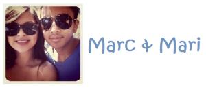 Marc and Mari