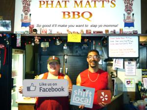 Meet Phat Matt and Charlotte