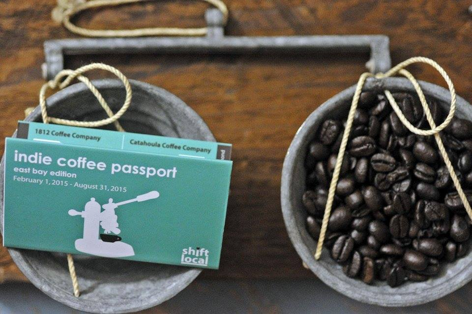 Indie Coffee Passport - East Bay